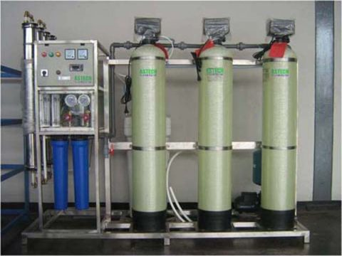 Reverse Osmosis drinking water machine